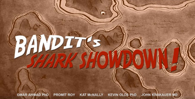 Bandit's Shark Showdown!