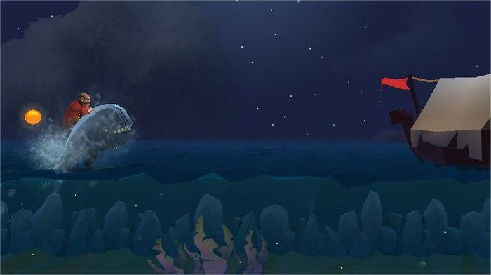 Run a Whale