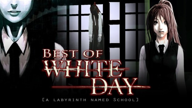 White Day: A Labyrinth Named School