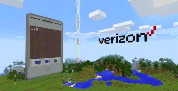 В Minecraft собрали работающий iPhone