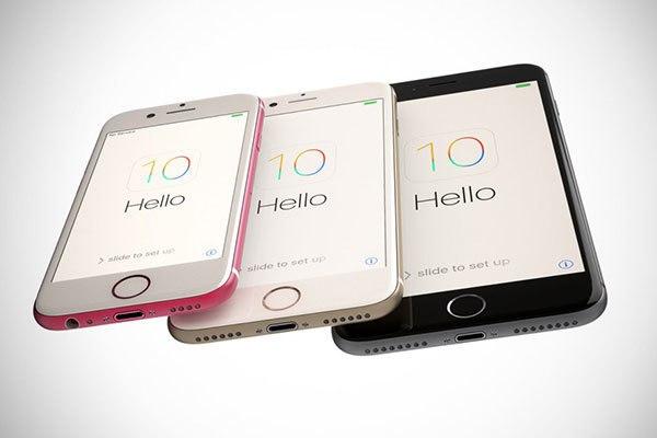 iPhone концепты
