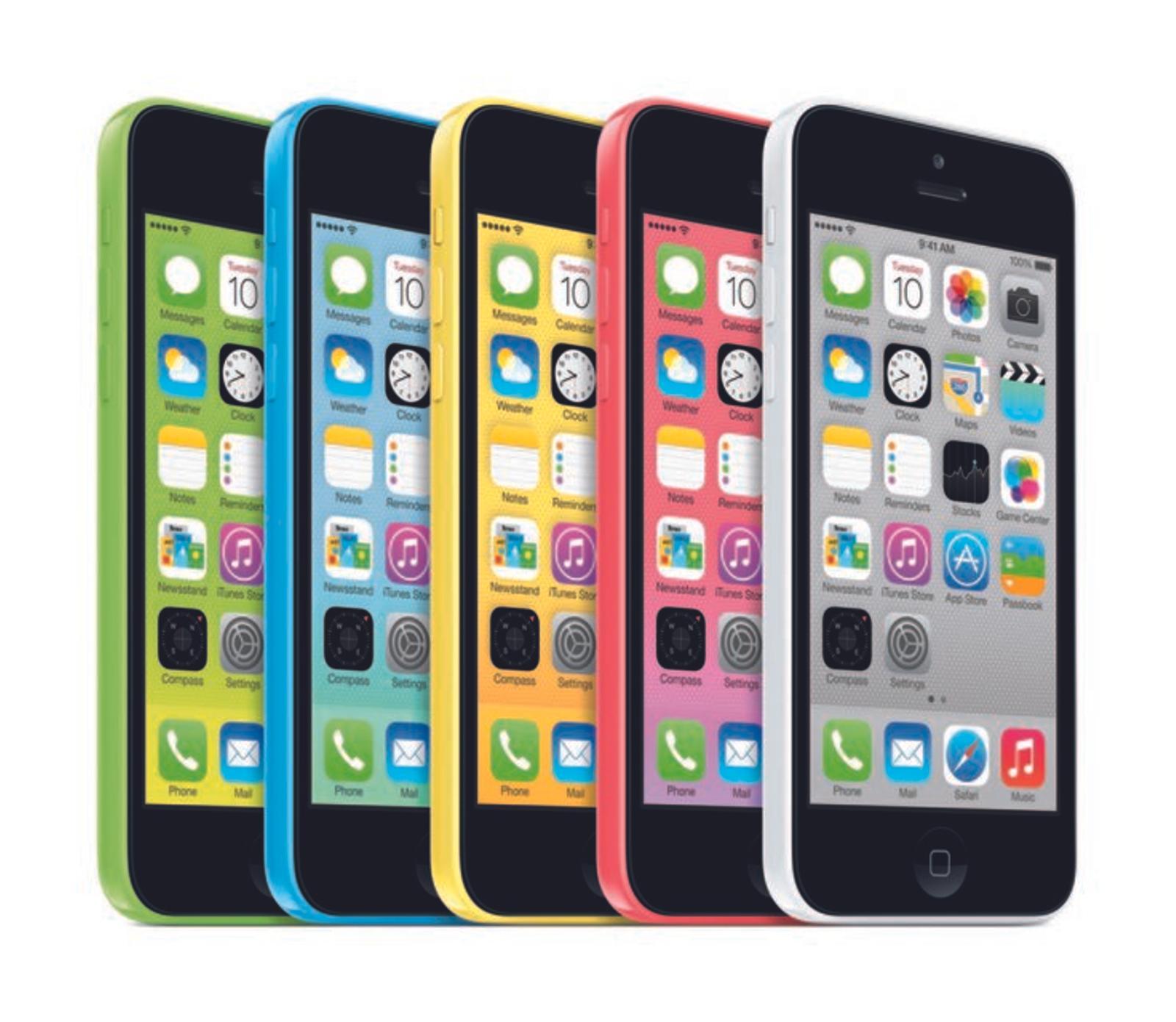 New Apple iPhones