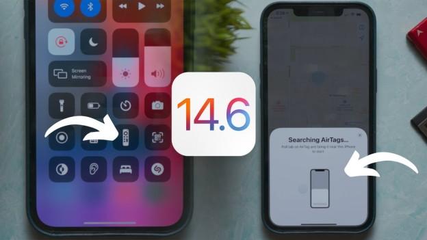 Новую iOS 14.6 можно загрузки: что исправили и добавили?
